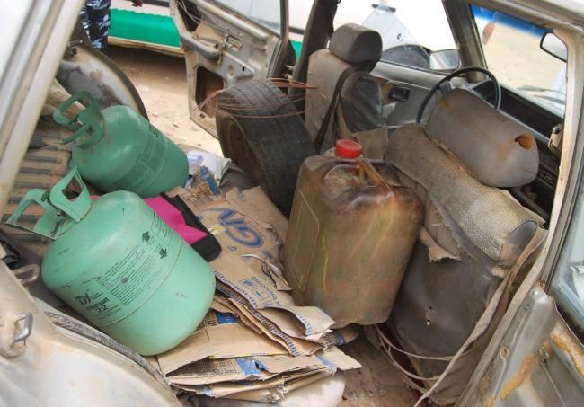 BREAKING: Police foils bomb attack in Kubwa, Abuja.