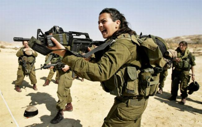 B-R-E-A-K-I-N-G News!!! ISRAEL ARMY TO JOIN SEARCH FOR MISSING GIRLS & FIGHT AGAINST BOKO HARAM