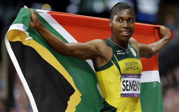 BREAKING NEWS: CASTER SEMENYA PAYS BRIDE PRICE  OF FIANCE.
