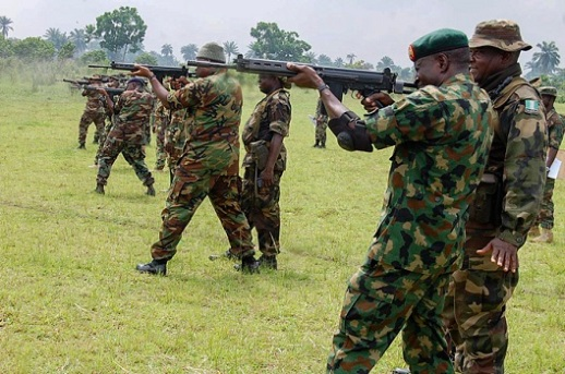 MUTINY: WHY THE SOLDIERS FIGHTING BOKO HARAM OPENED FIRE ON THE ARMY GENERAL YESTERDAY.